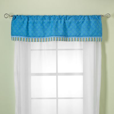 CoCaLo™ Peek-A-Boo Monsters Valance