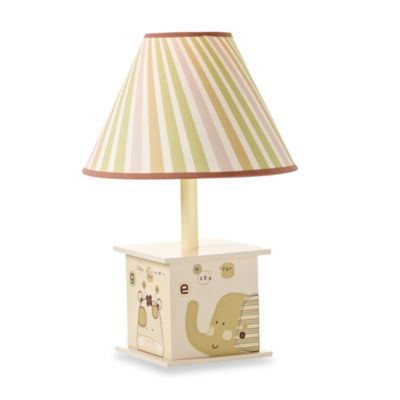 Nature's Purest™ Sleepy Safari Lamp