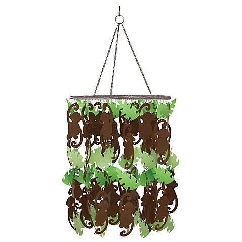 WallPops!® Monkeying Around Chandelier
