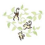 WallPops!® Monkey in g Around Wall Art Kit
