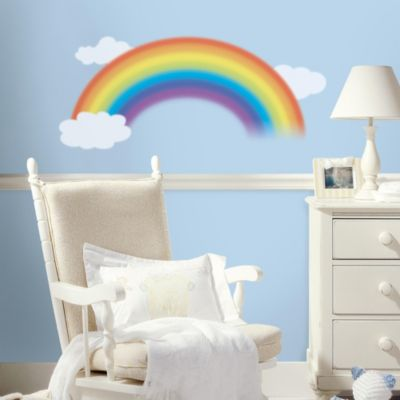 Roomates Rainbow Peel & Stick Wall Decals