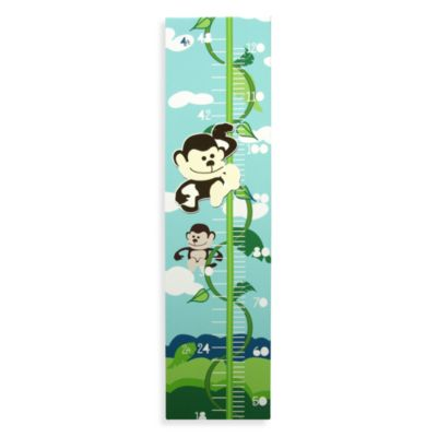 Studio Arts Kids Jungle Room Magnetic Growth Chart