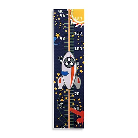 Studio arts kids outer space magnetic growth chart for Outer space studios