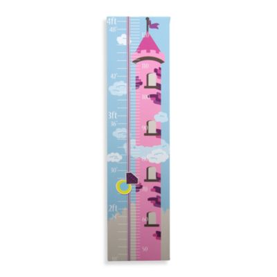 "Studio Arts Kids Her Majesty"" Magnetic Growth Chart"