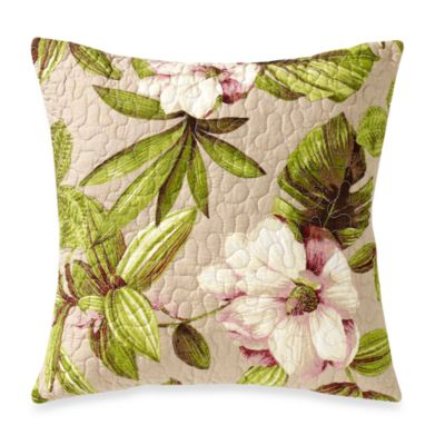 "Juliette 14"" Square Toss Pillow"