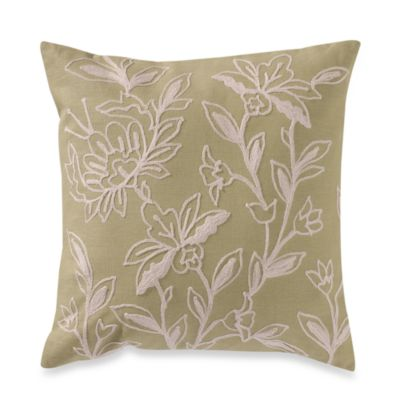 "Juliette 16"" Square Toss Pillow"