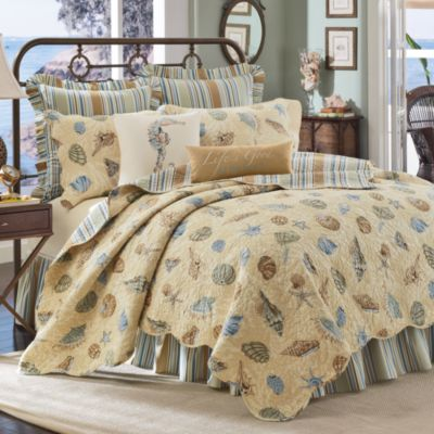 Madeira Reversible Twin Quilt