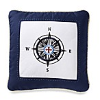 Sailing 16-Inch Square Toss Pillow