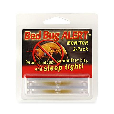 Bed bug alerttm monitor 2 pack bed bath beyond for Bed bug alert monitor