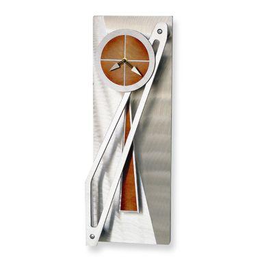 NOVA Modern Times Pendulum Clock