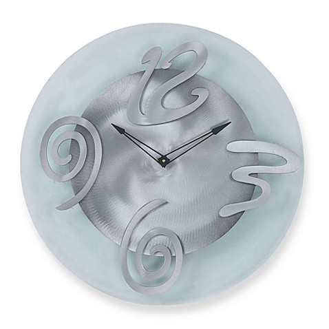 NOVA Hour Glass Clock