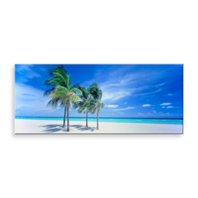 Breezing Canvas Print 58-Inch x 18-Inch Wall Art