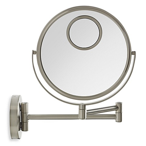 Elizabeth Arden Double Sided Wall Mount 8X/1X Mirror