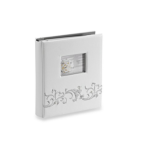 Embroidered Bridal 2-Up Photo Album