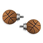 Basketball Finials (Set of 2)