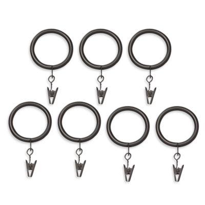 Clip Rings in Black