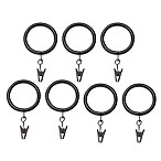 BlockAide Clip Rings in Black (Set of 7)
