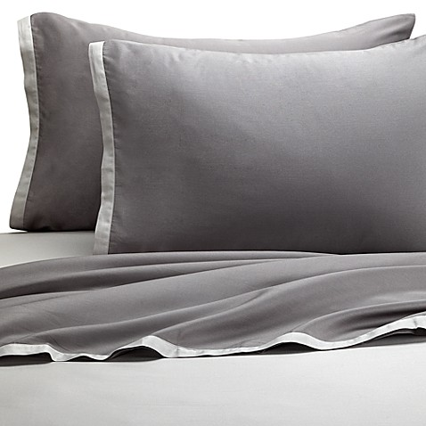 KAS® Two Tone Queen Sheet Set