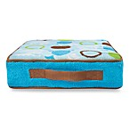 Aquatopia™ Whale Blue Memory Foam Tushie Cushion
