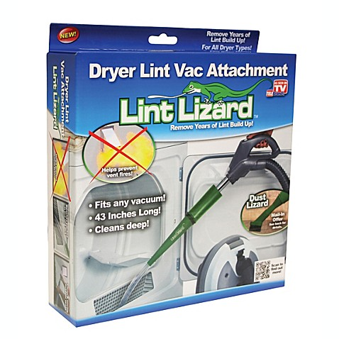 Lint Lizard™ Lint Trap Cleaning Tool