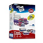 Ziploc® Space Bag® Control The Clutter 7-Piece Value Pack