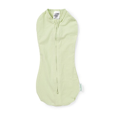 SwaddlePod™ Small/Medium Simple Swaddle Solution by Summer Infant in Sage