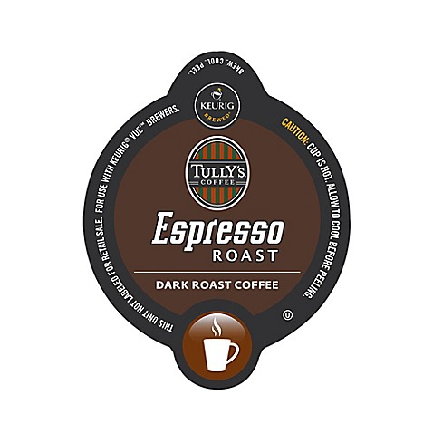 Vue™ 16-Count Tully's® Espresso Roast Coffee for Keurig® Brewers