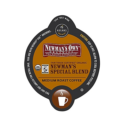Vue™ 16-Count Newman's Own® Medium Roast Extra Bold Coffee for Keurig® Brewers
