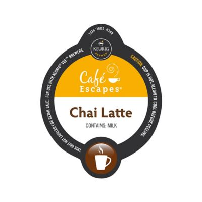 Keurig® Cafe Escapes® Chai Latte