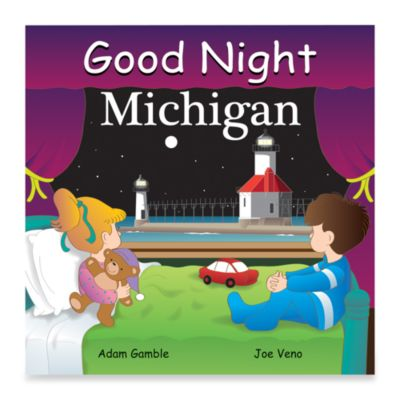 Good Night Board Book in Michigan