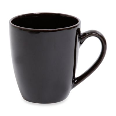 Gibson Elite® Midnight Palm 12-Ounce Mug
