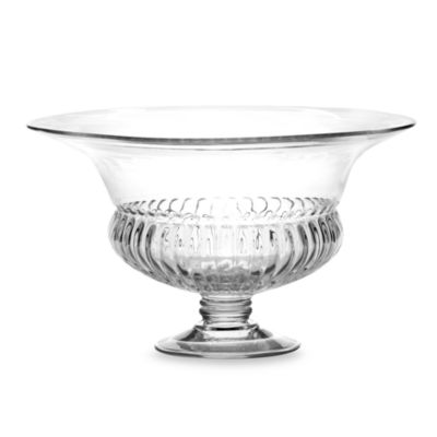Mikasa® Countryside 12-Inch Beaded Cage Glass Bowl