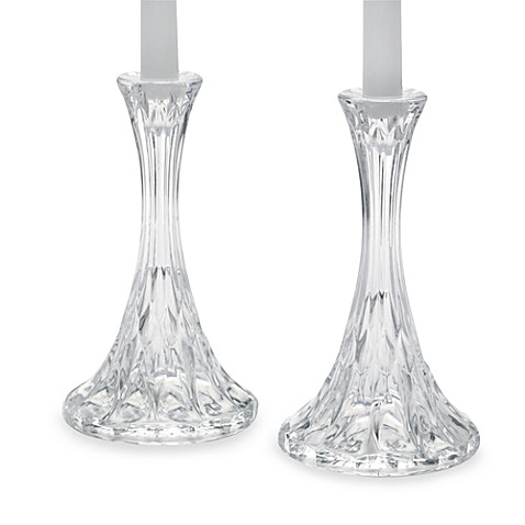 Mikasa® Capella 10-Inch Crystal Candlestick