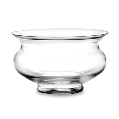 Mikasa® Countryside 10-Inch Balloon Glass Bowl