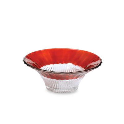 Mikasa® Crimson Dawn Hostess Bowl