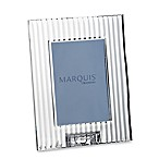 Marquis® by Waterford Bezel 5-Inch x 7-Inch Picture Frame