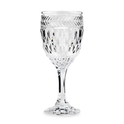 Godinger Dublin Crystal Symphony 9-Ounce Goblet (Set of 4)