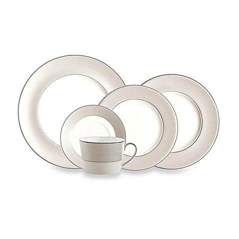 Monique Lhuillier Waterford® Etoile Platinum Dinnerware Collection