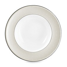 Monique Lhuillier Waterford® Etoile Platinum Rim Soup Bowl