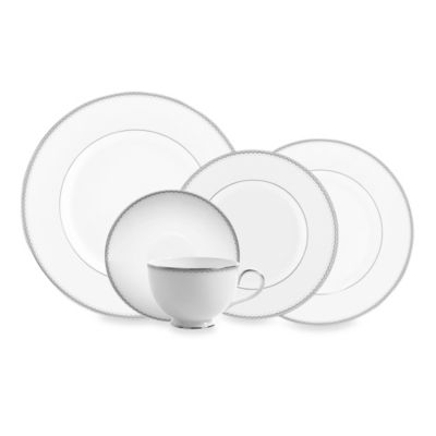 Monique Lhuillier Waterford® Dentelle 5-Piece Place Setting