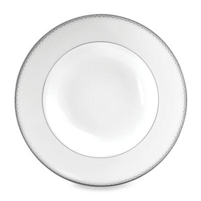 Monique Lhuillier Waterford(R) Dentelle 8-Inch Rim Soup Bowl