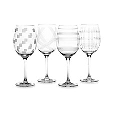 Mikasa® Expressions 16-Ounce White Wine (Set of 4)