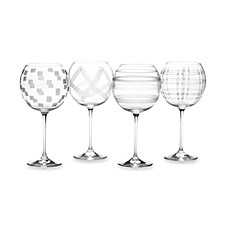 Mikasa® Expressions 24 1/2-Ounce Balloon Goblet (Set of 4)