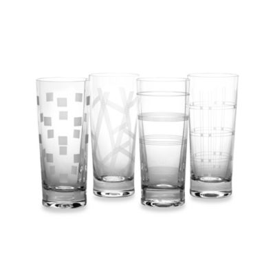 Mikasa® Expressions 20-Ounce Highball (Set of 4)