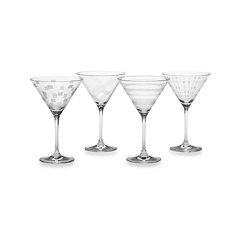 Mikasa® Expressions 10-Ounce Martini (Set of 4)