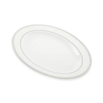 14 x 11 Mikasa Oval Platter