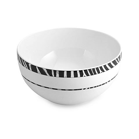 Mikasa® Wild Zebra 9 1/4-Inch Vegetable Bowl