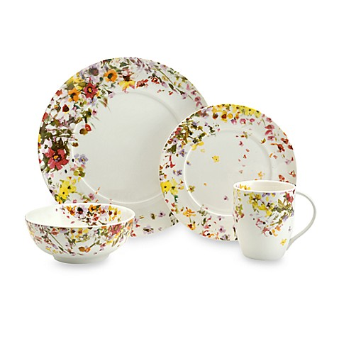 Mikasa® Sunset Valley 4-Piece Place Setting