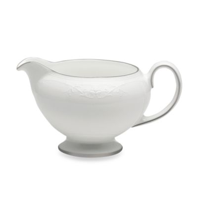 Wedgwood® English Lace 12-Ounce Creamer