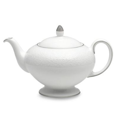 Wedgwood® English Lace Teapot
